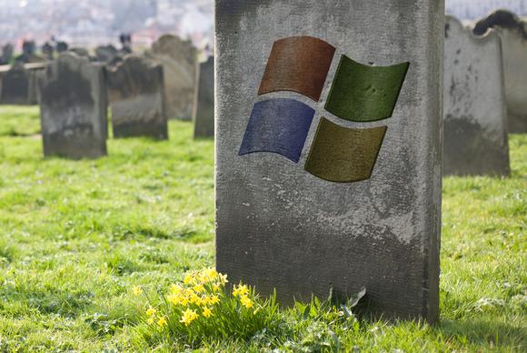 Pas dy vitesh nga fundi i mbështetjes, Windows XP akoma gjendet në 181 milion kompjutera