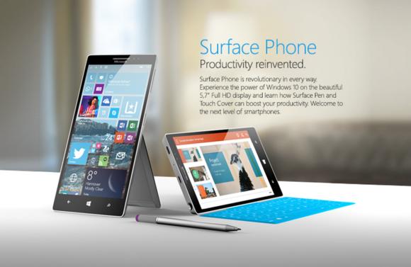 Microsoft pritet të prezantojë tre telefonë me markën Surface në 2017-tën