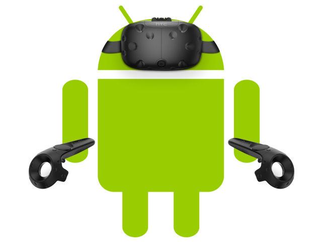 Google shndërron Android-in një platformë të realitetit virtual