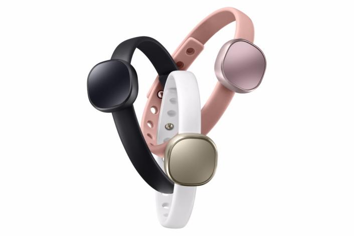 Njihuni me Samsung Charm, byzylykun 45 dollarësh që kryen të gjitha funksionet e një rripi fitnes