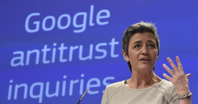 BELGIUM-EU-US-INTERNET-ANTITRUST-GOOGLE-PROBE