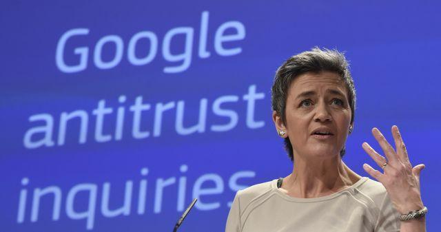 Google rrezikon një gjobë 3 miliard dollar nga Komisioni Europian