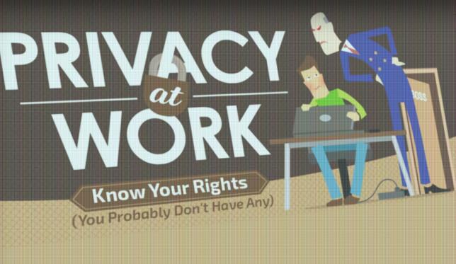 Çdo gjë që duhet të dini për privatësinë në vendin e punës