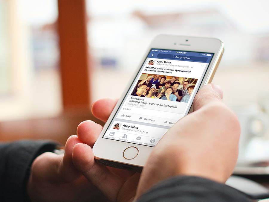 Facebook eksperimenton me video komentet në Ueb, Android dhe iOS