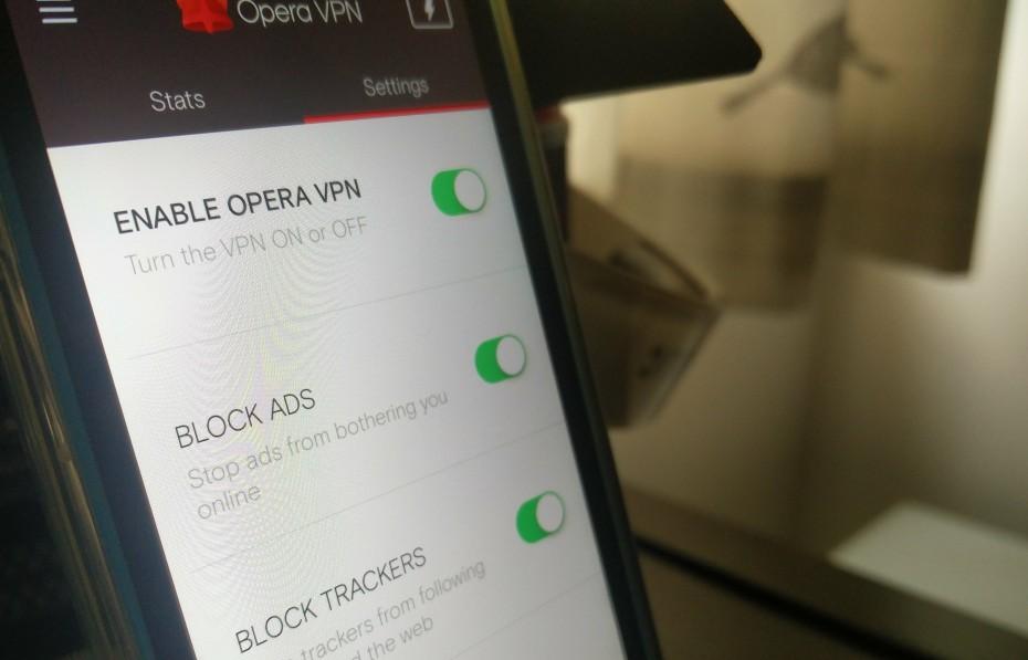 Opera lançoi një klient VPN pa limit dhe falas në iOS