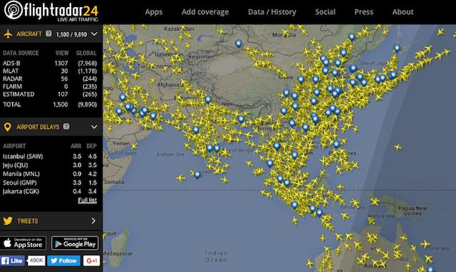real-time-maps-flightradar24