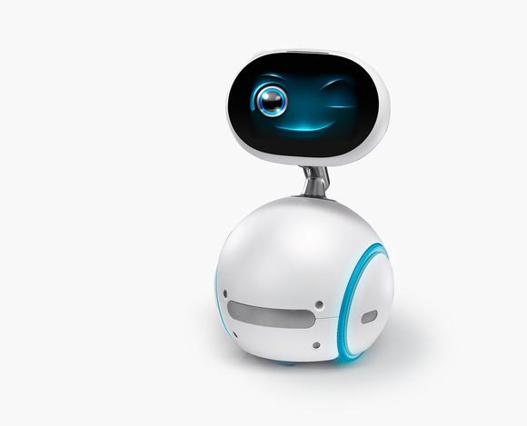 Asus prezantoi Zenbo, një robot shtëpie simpatik 599 dollarësh