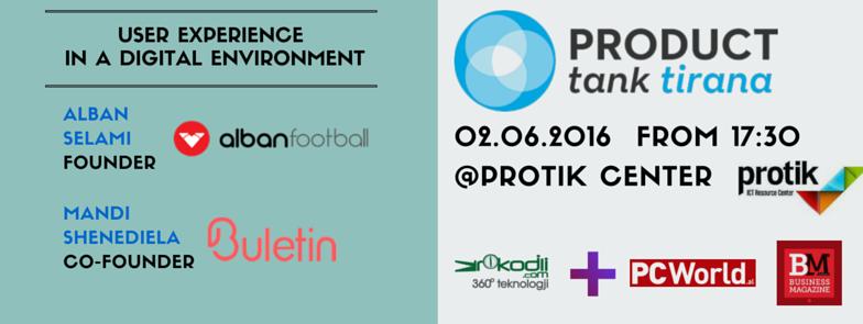 Ditën e nesërme vijon takimi i dytë i komunitetit të ProductTank Tirana në Protik