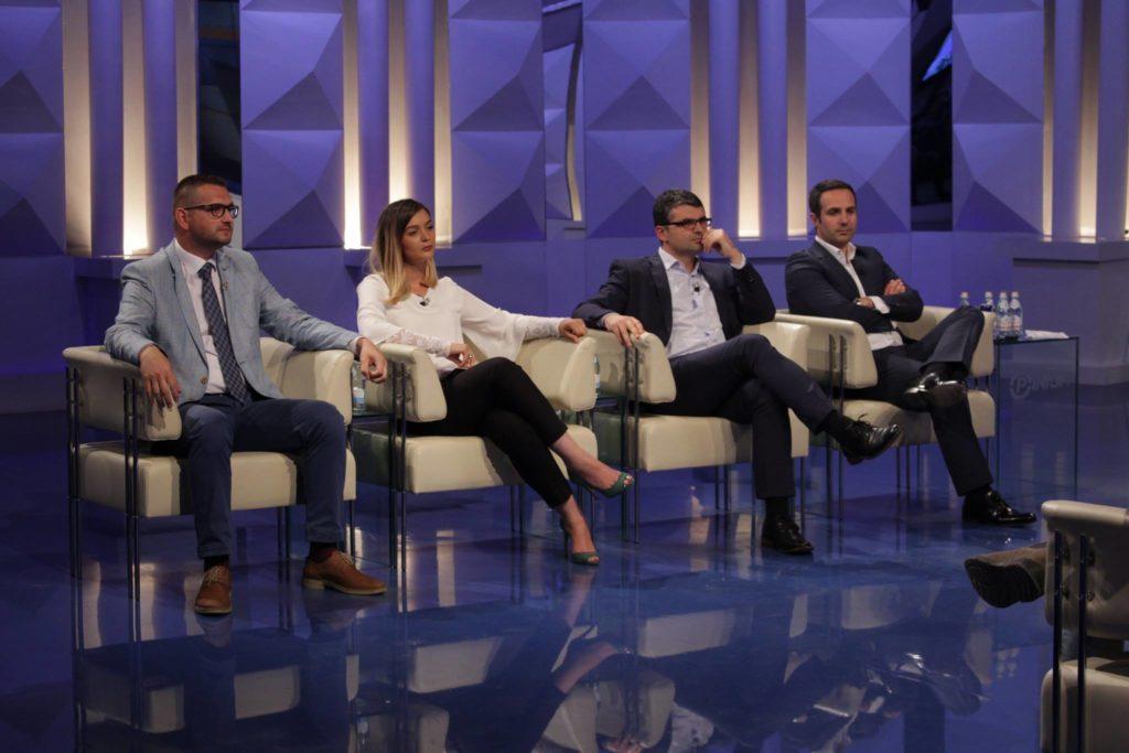 Mbrëmjen e së Mërkurës emisioni Opinion në TV Klan foli gjuhën e Albanian ICT Awards
