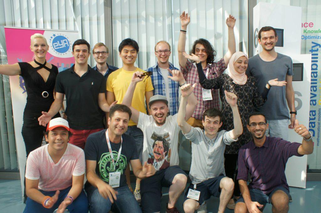 Ide kreative zunë vend në Vjenë gjatë Hakatonit Social të European Youth Awards 2016
