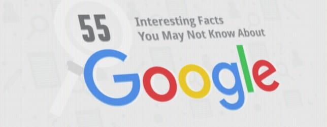 55 fakte mbresëlënëse që nuk i dinit rreth Google