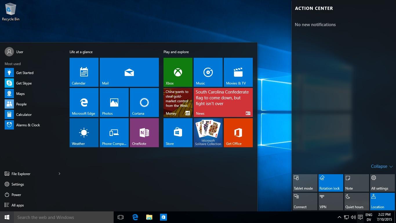 Microsoft ndryshon rregullat e liçensimit me përditësimin vjetor të Windows 10-tës