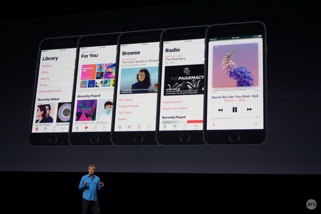 Apple prezantoi iOS 10 për iPhone, iPad dhe iPod, zgjeron funksionalitetet aplikacioneve