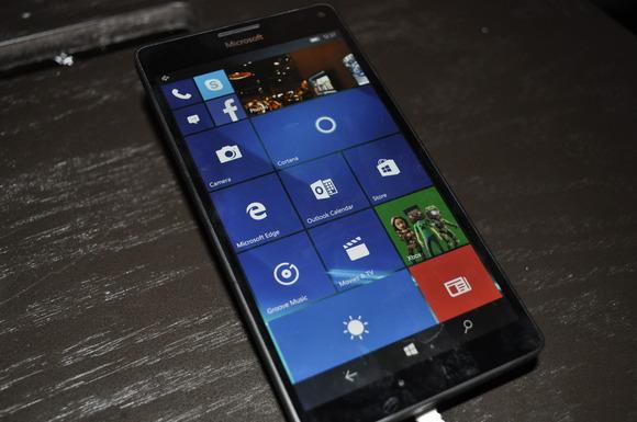 Ndërtimi i ri eksperimental i Windows 10 Mobile dërgon njoftimet në kompjuterat Windows