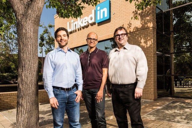 Microsoft blen rrjetin social profesional Linkedin për 26.2 miliard dollar