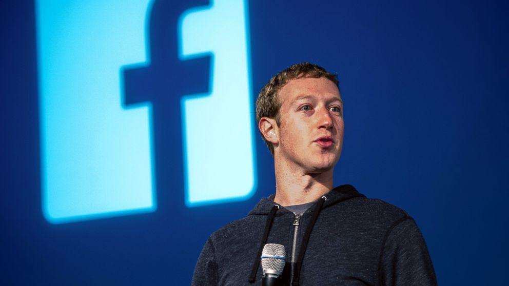 Hakohen llogaritë e shefit të Facebook, Mark Zuckerberg, në Twitter dhe Pinterest