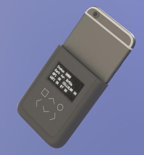 Edward Snowden ka ndërtuar një këllëf iPhone për të vrarë spiunazhin e agjensive të inteligjencës