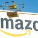 Amazon në bashkëpunim me autoritetet Britanike filloi testimin e dërgesave përmes dronëve
