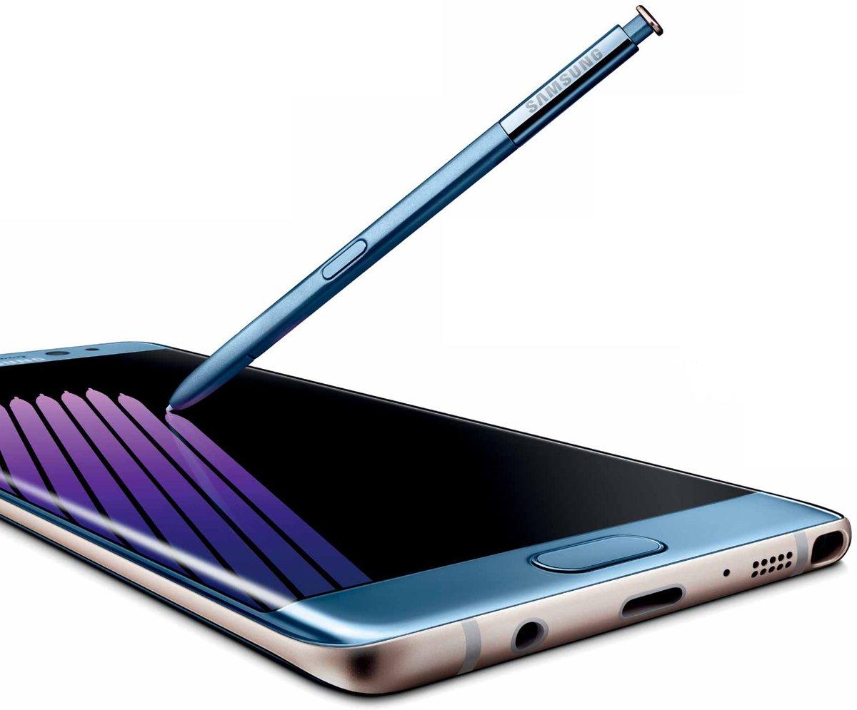 Detajohet Samsung Galaxy Note 7 në disa imazhe live