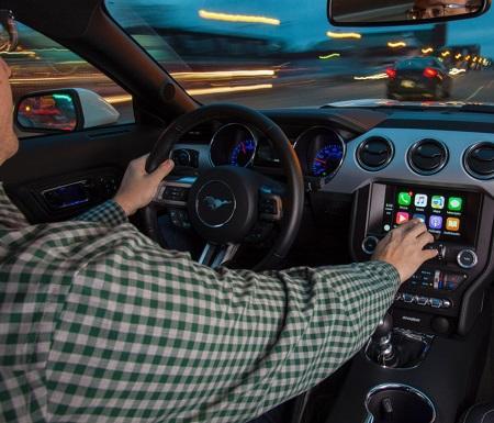 Ford përqafon Android Auto dhe Apple Car Play, ofron mbështetje për platformat në të gjitha modelet e 2017-tës