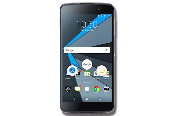 Njihuni me telefonin e dytë Android të BlackBerry, DTEK50