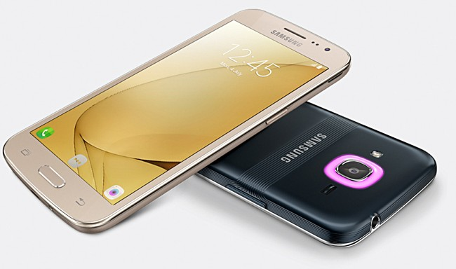 Prezantohet Samsung Galaxy J2 me Smart Glow dhe Turbo Speed Technology