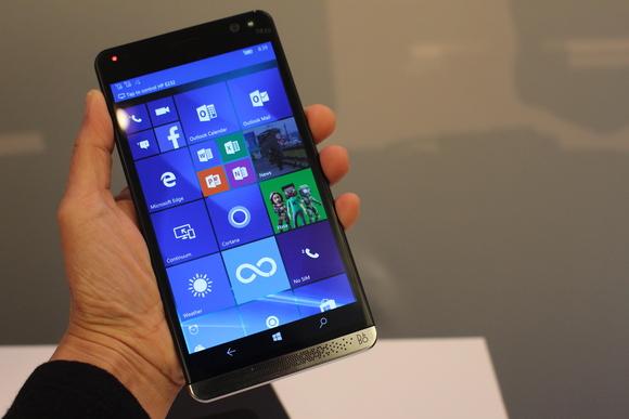 HP prezanton në fund të muajit telefonin më të mirë Windows 10 në treg, Elite x3