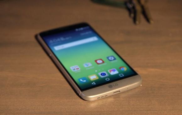 LG trondit divizionin mobil pas dështimit të LG G5-s