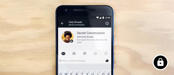 Facebook sjell enkriptimin fundor në aplikacionin Android dhe iOS të Messenger