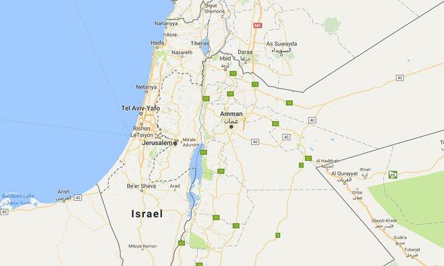 Google akuzohet për fshirjen e Palestinës nga shërbimi i hartave