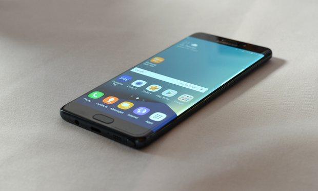 Samsung suprizon: Galaxy Note 7 vjen me skaner irisi, USB-C dhe Gorilla Glass 5