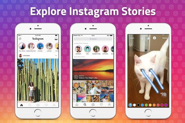 Instagram do të rekomandojë histori nga llogari që nuk i ndiqni në seksionin e eksplorimit