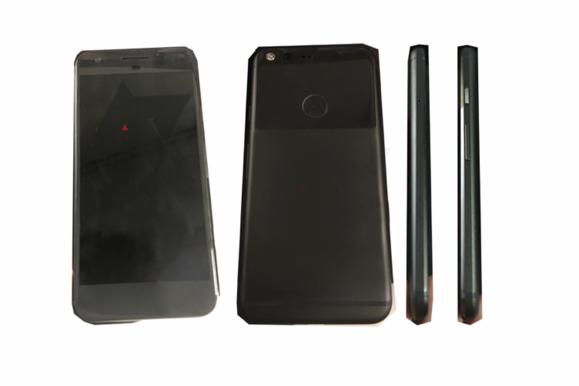 """Nexus """"Sailfish"""" shfaqet me dizajnin e kombinuar të HTC 10 dhe Nexus 4"""