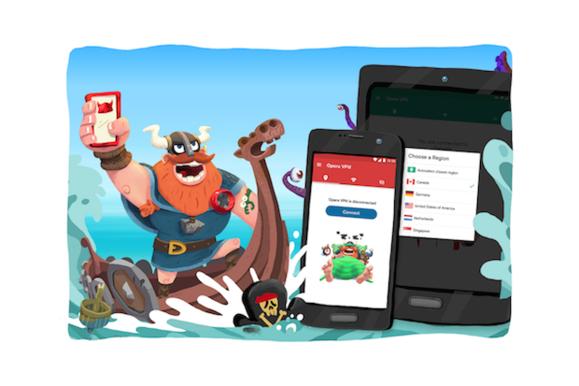 Opera VPN mbërrin në Android, sjell funksionalitete të reja