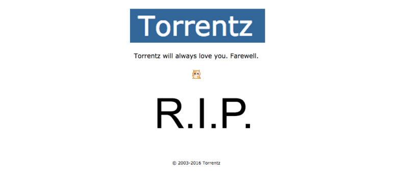 Mbyllet Torrentz, motori më i madh i kërkimit të torrenteve jep lamtumirën