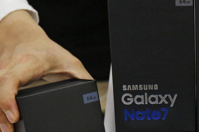 Samsung zëvendëson Galaxy Note 7 në Kore, konsumatorët raportojnë humbje të fuqisë së baterisë