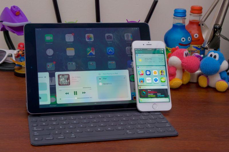 Apple iOS 10 lançohet më 13 Shtator