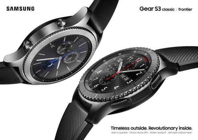 Samsung prezanton Gear S3: Ekrani 1.3 inç, LTE dhe Samsung Pay janë disa prej risive