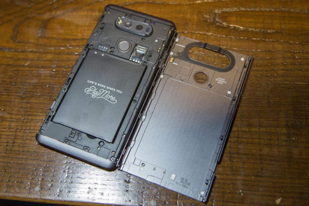 LG prezantoi telefonin inteligjent V20, adreson problemet e G5