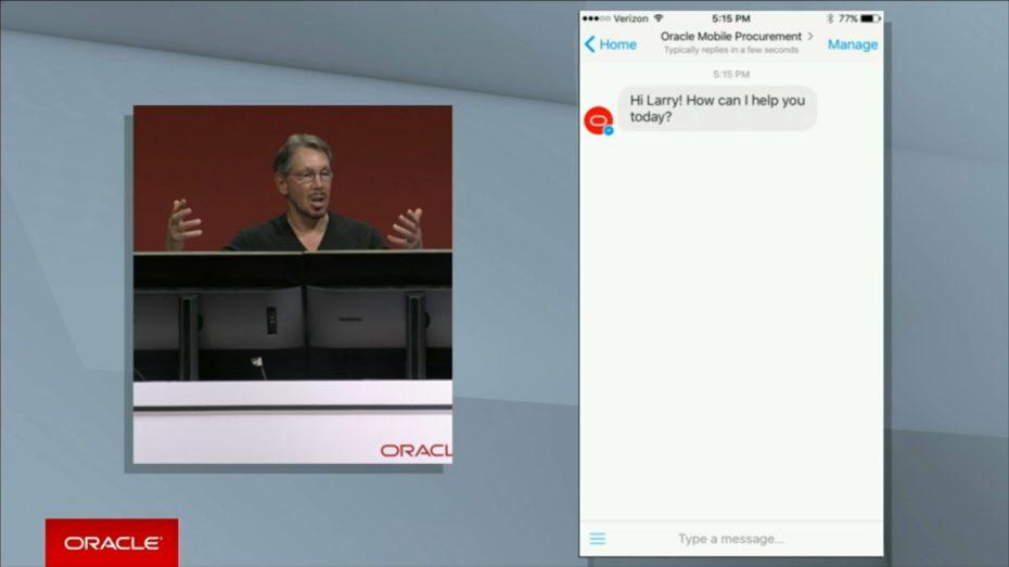 Oracle lançoi një platformë për zhvillimin e robotëve të komunikimit