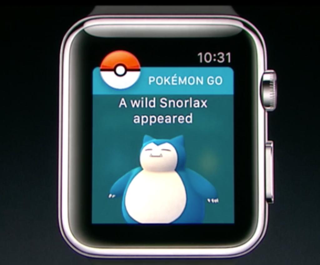 Pokemon Go po vjen në orën inteligjente Apple Watch