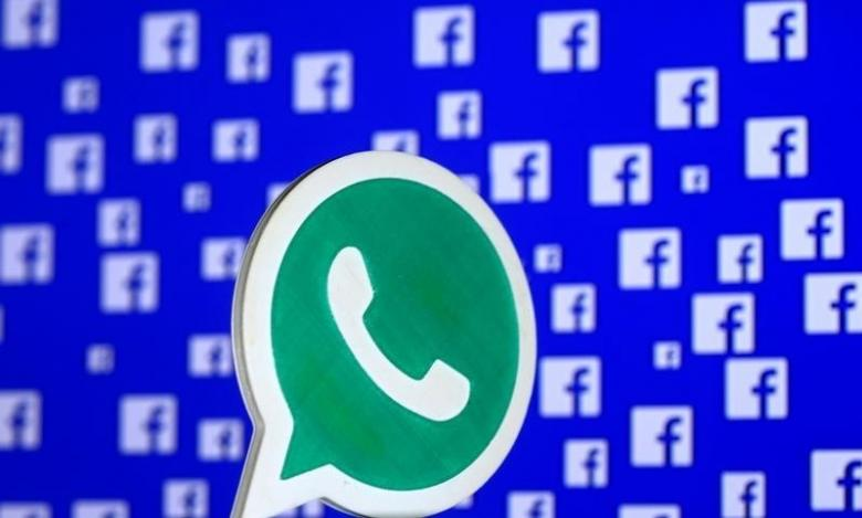 A 3D printed Whatsapp  logo is seen in front of a displayed stock graph in this illustration taken April 28, 2016. REUTERS/Dado Ruvic/Illustration