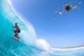 Të bësh sërf me një dron, një eksperiencë e cila kushton 17,495 dollar