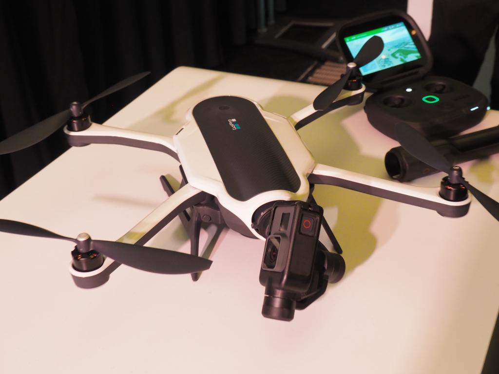 GoPro prezantoi dronin Karma dhe kamerat e aksionit Hero5