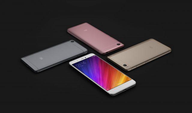 Xiaomi prezantoi Mi 5S dhe 5S Plus, telefonët e parë me skaner ultrasonik të shenjave të gishtërinjve