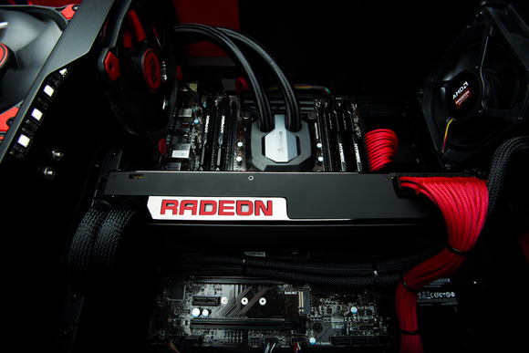 Arkitektura grafike Vega e AMD-së mbërrin në gjysmën e parë të 2017-tës