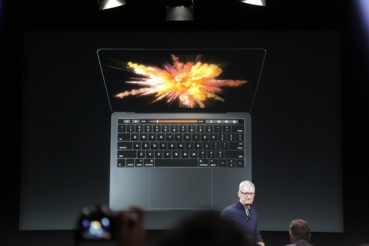 Apple prezantoi laptopin e ri MacBook Pro me kosto fillestare 1,799 dollar