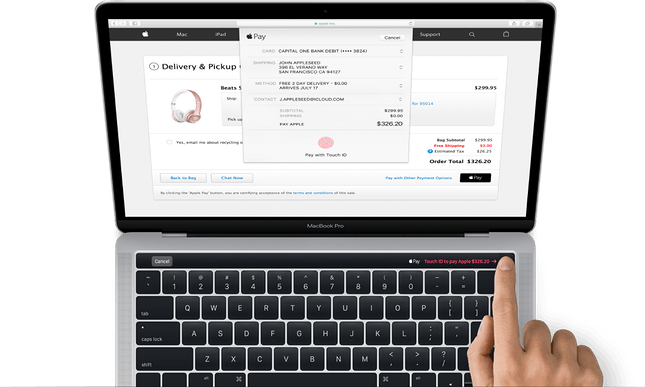 Apple zbulon aksidentalisht detajet e MacBook Pro 2016 në macOS 10.12.1