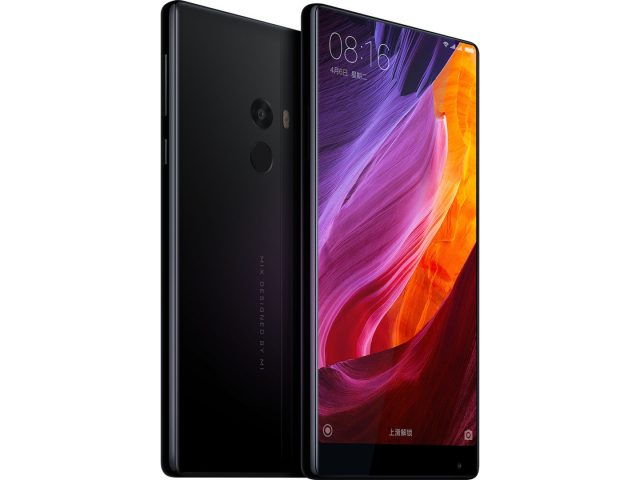 Xiaomi shtang me telefonin e ri Mi Mix