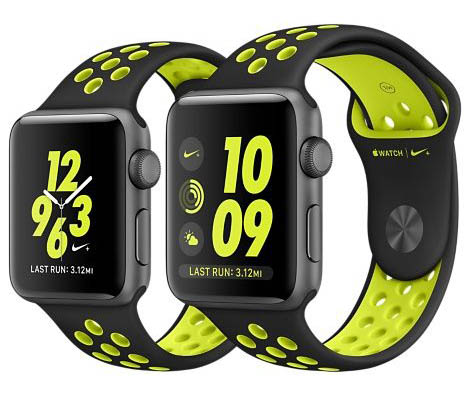 Modeli Nike+ i orës inteligjente Apple Watch Seria 2 në shitje nga data 28 Tetor